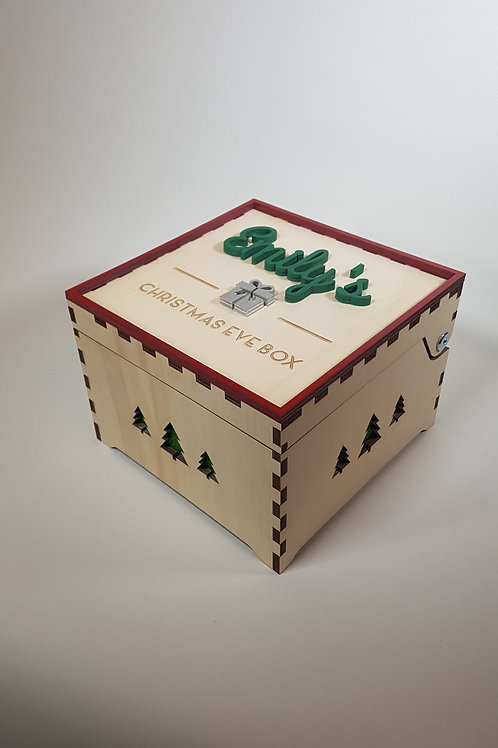 Compact Christmas Eve box