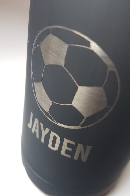 Insulated bottle - Football