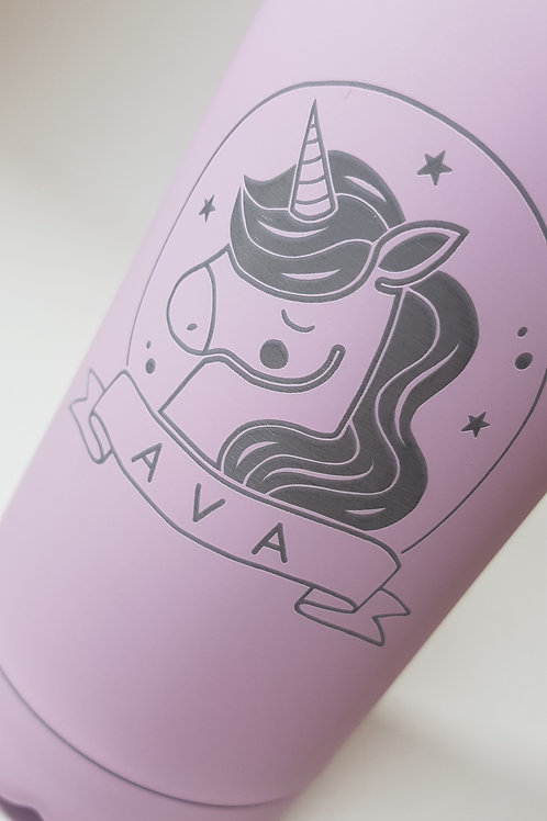 Insulated bottle - Unicorn