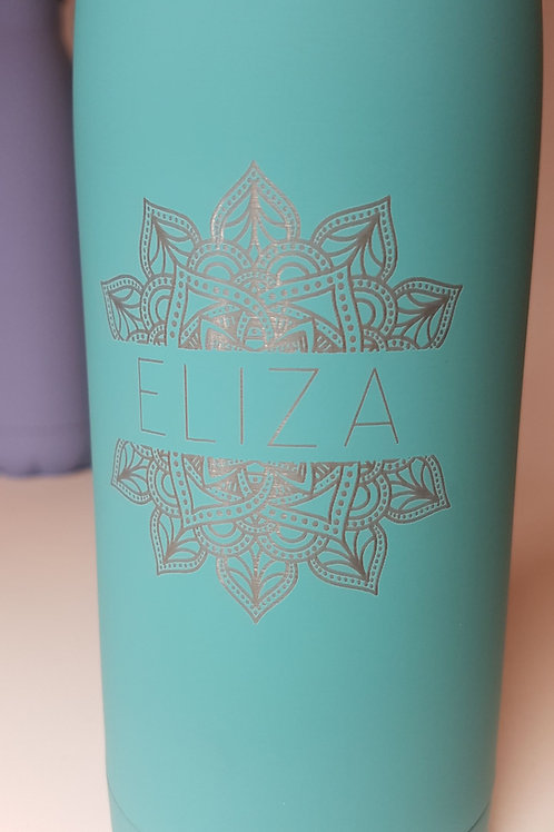 Insulated bottle - Mandala