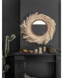 Miroir graminé