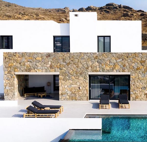 Transat extérieur, TineKhome collection, Ile de Ré , Ibiza, Mykonos