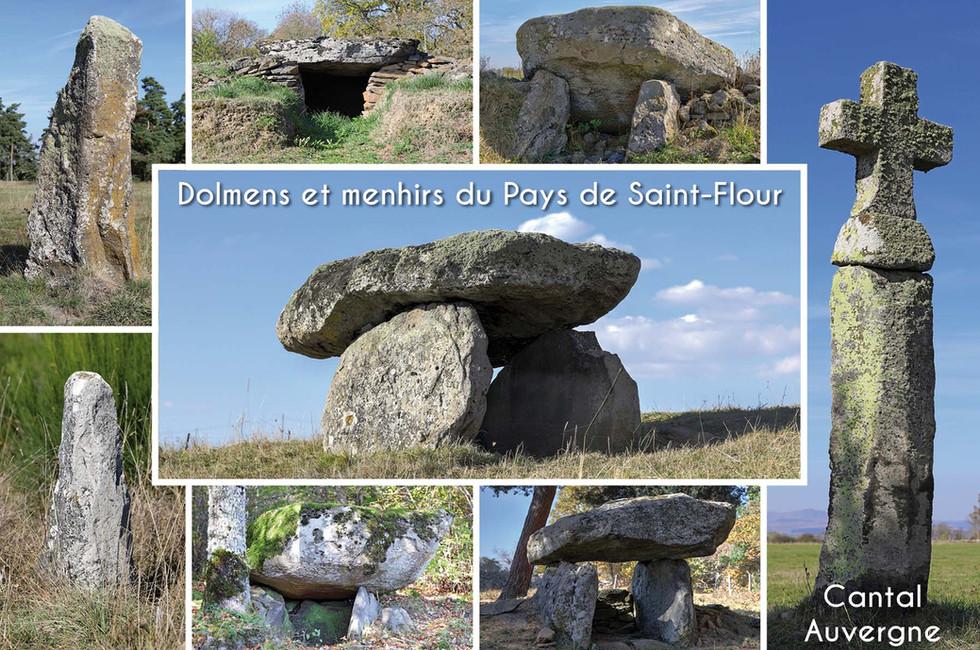 7 Megalithes pays de saint-flour - haute