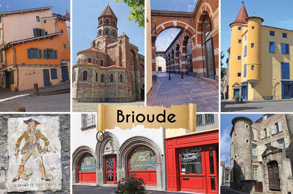1 - Brioude vieille ville compo haute de