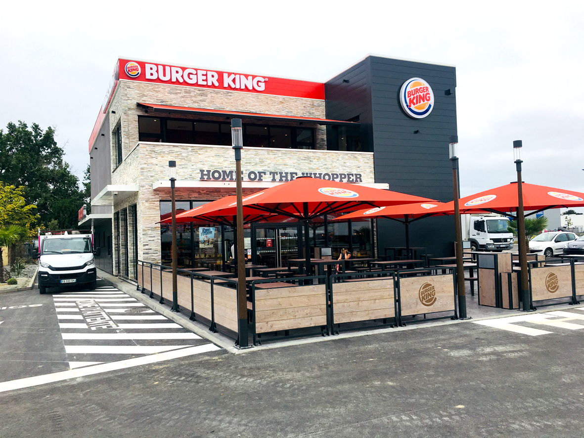 Burger King à Carquefou - Expand