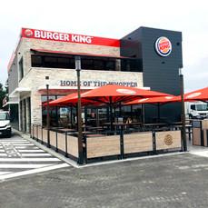 Expandika pour Burger King à Carquefou