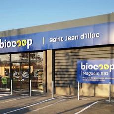 Expandika pour Biocop à St-Jean dIllac