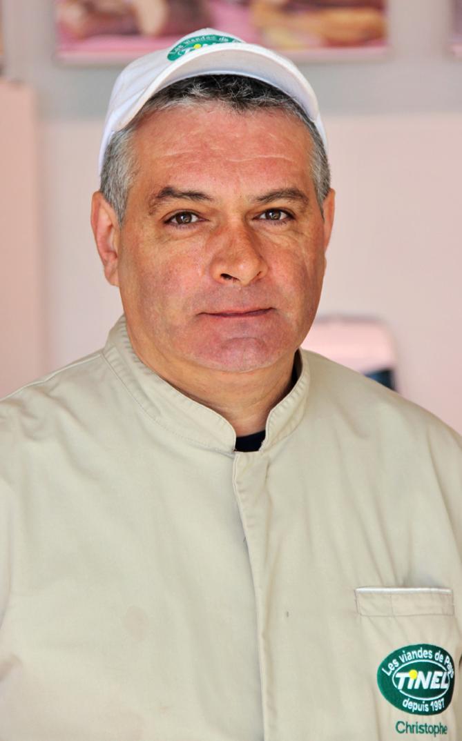 Christophe GERBIER