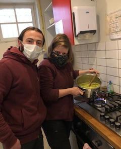 Kostas et Caroline