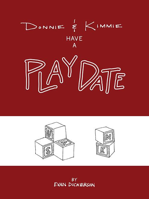 Donnie & Kimmie Have a Playdate (e-book)
