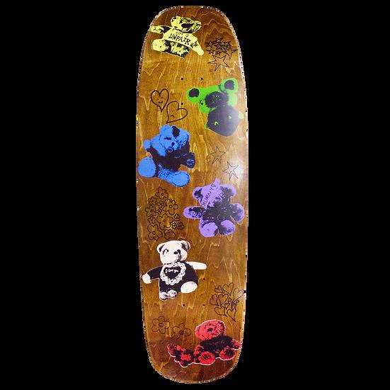 "Teddies Skateboard 9"""