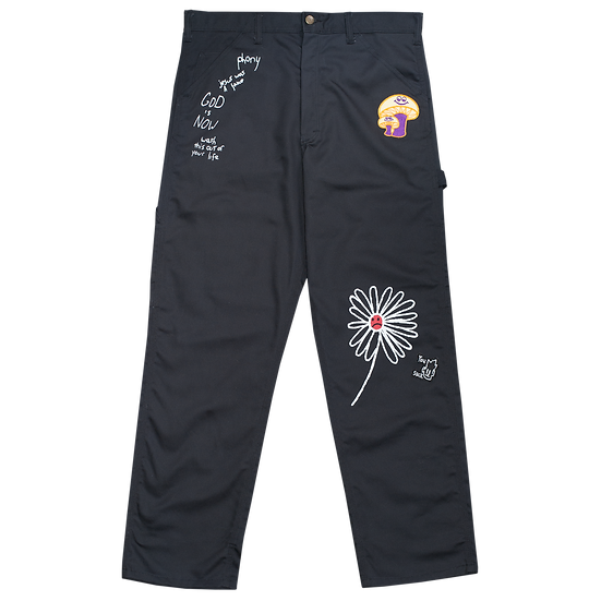 Stan Ray Nancy Pants- Black