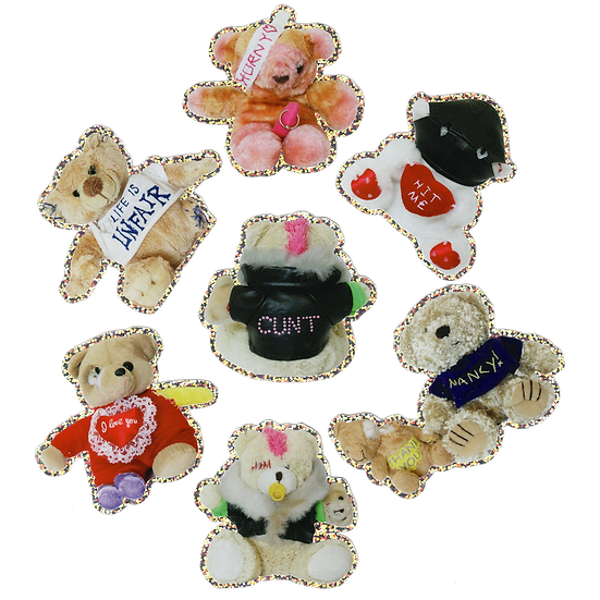 Teddies Sticker Pack