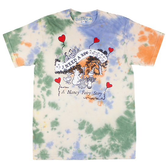 Fairy Story Tee- Dyed