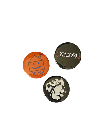 Home Made Button Badges