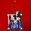 Thumbnail: Hollywood Long Sleeve Tee- Red