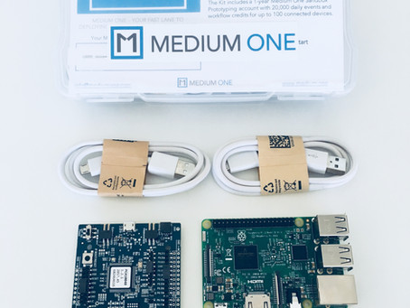 Nordic nRF52 Development Kit and Raspberry Pi 3 Ready-to-Go Kit Quick Start Guide