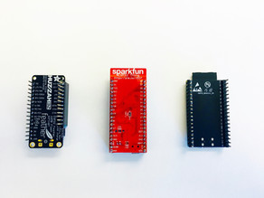 Connect Feather HUZZAH with ESP32 to Medium One