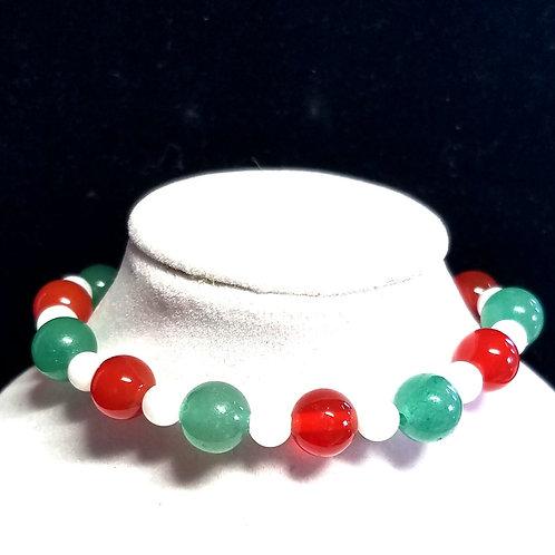 Tri-Color Diffuser Bracelet - Medium
