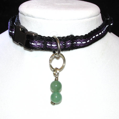 Green Aventurine Pet Pendant