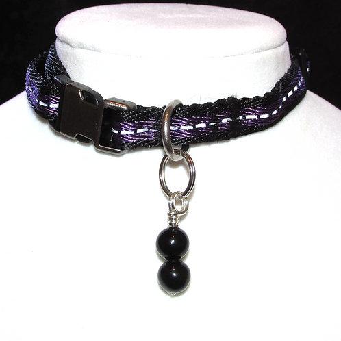 Obsidian Pet Pendant