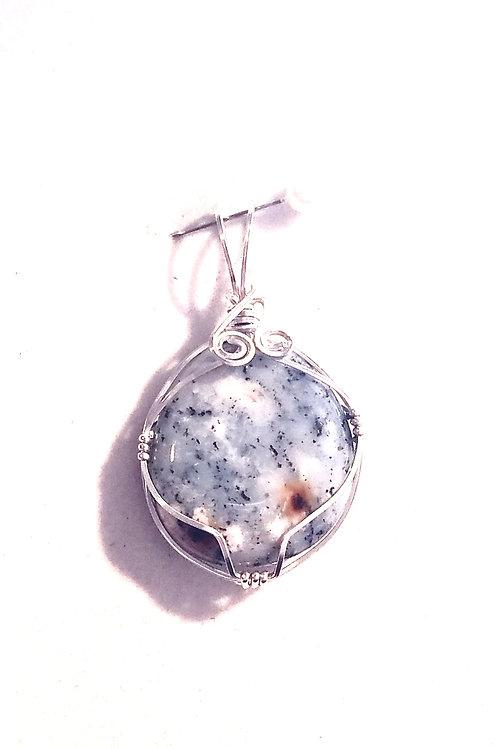 Preseli Blue Stone Pendant