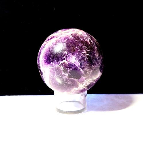 Amethyst Sphere w/stand