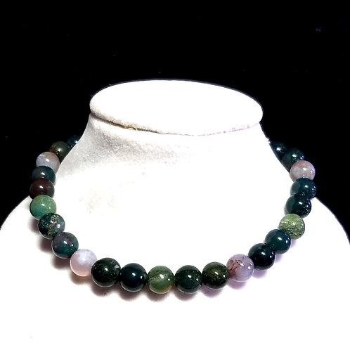 Agate Diffuser Bracelet - Medium