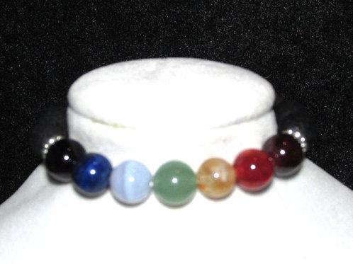 Chakra Diffuser Bracelet -Small