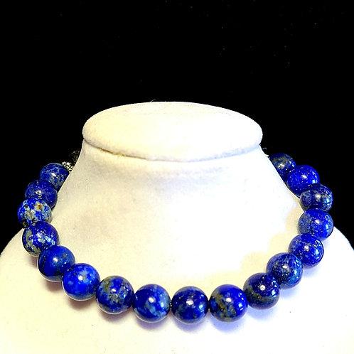 Lapis Lazuli Diffuser Bracelet - Large
