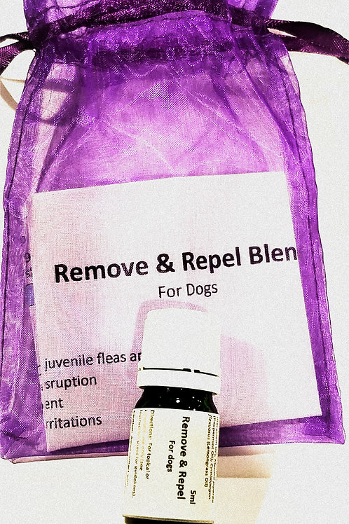 Remove & Repel Blend for Dogs
