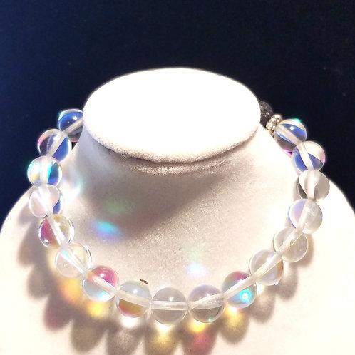 Angel Aura Quartz Diffuser Bracelet -Large