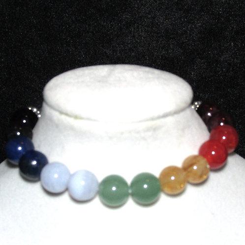 Chakra Diffuser Bracelet -Medium
