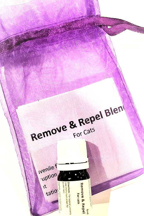 Remove Repel Blend for Cats