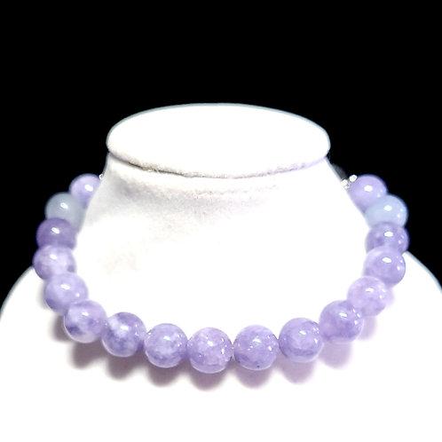 Aquamarine Diffuser Bracelet - Large