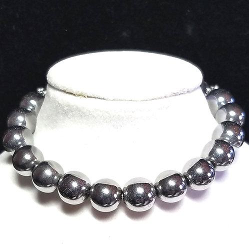 Hematite Diffuser Bracelet - Medium
