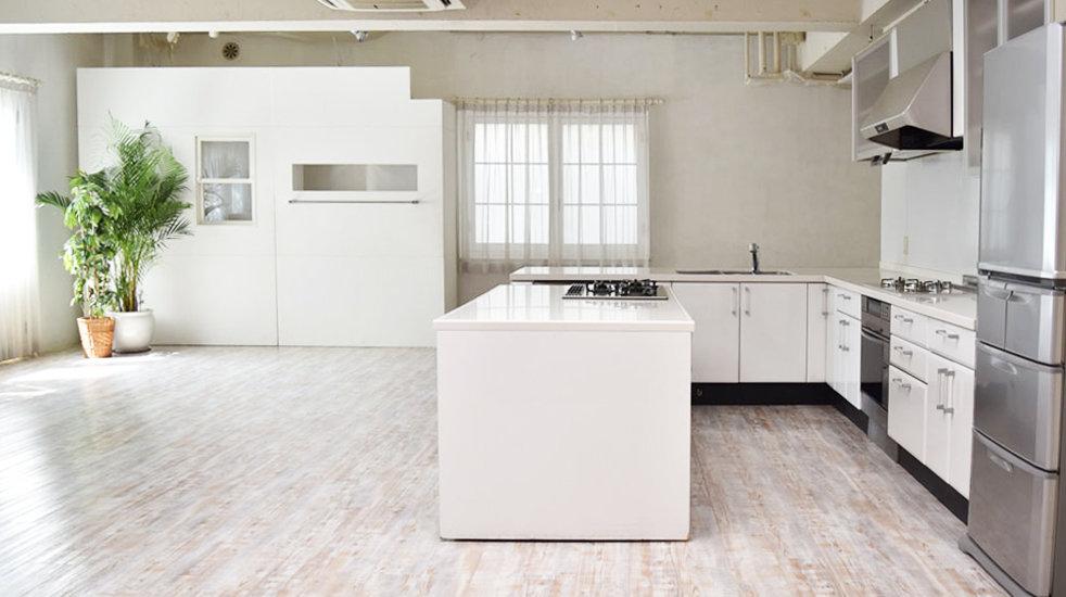 キッチンスタジオ スタジオフィオーレ Aスタジオ