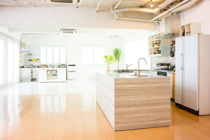 キッチンスタジオ スタジオフィオーレ Bスタジオ