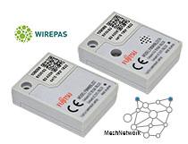 Mesh Sensors for IoT Applications from Fujitsu