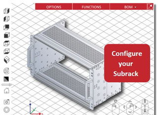 Sub-Racks - Configure Your Very Own