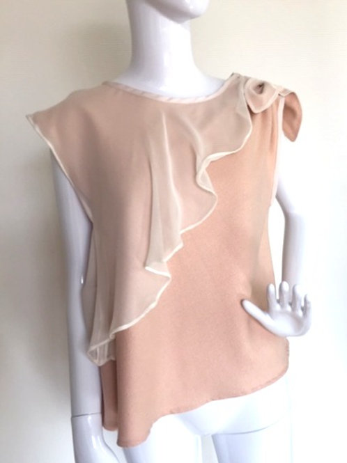 # 316 - Asymmetrical Flowing Top - S