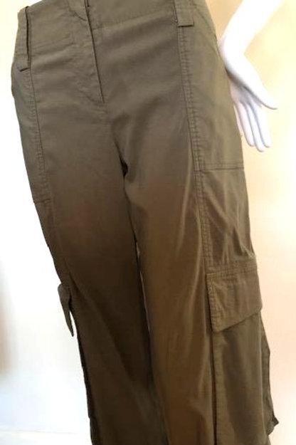 Vintage '90's Cue Cargo Pants - Medium
