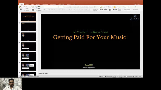 All You Need to Know About 'Getting Paid For Your Music'