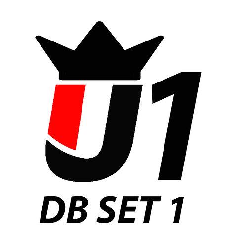 U1 Pro Series - DB Set 1