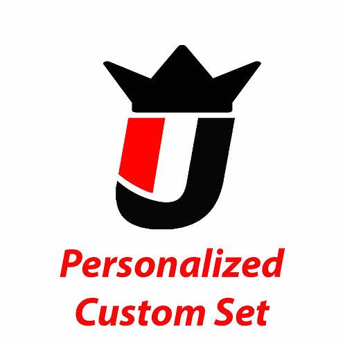 Custom 6 Figure Set