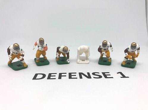 Defensive Set 1