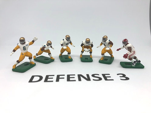 Defensive Set 3