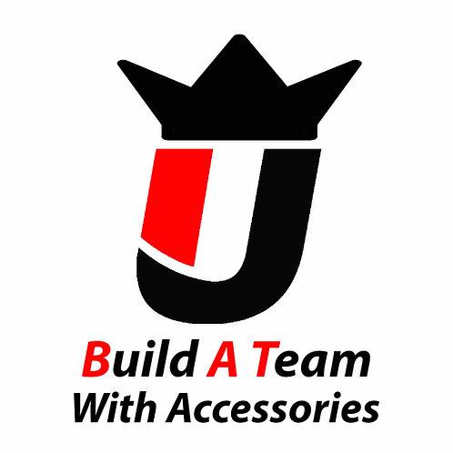 Build A Team w/ Accessories