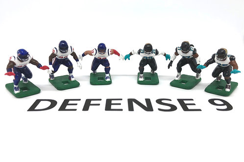 Defensive Set 9