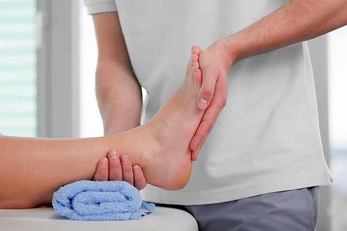 Klassinen jalkahoito